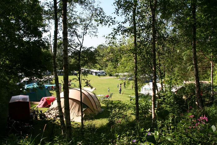 Camping De Krakeling