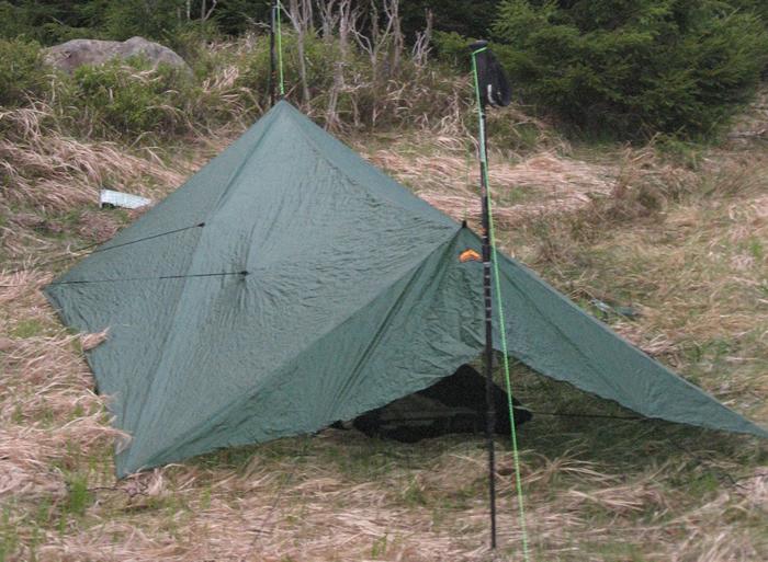 Scouting kampeerterrein PBC Austerlitz